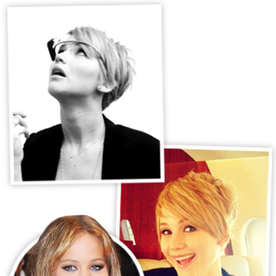 The Newest Celebrity to Join the Pixie Cut Club? Jennifer Lawrence!