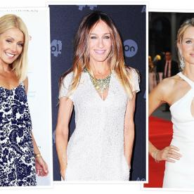 The Secret to Kelly Ripa, Sarah Jessica Parker and Naomi Watts's Svelte Physiques