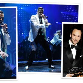 Tom Ford Designed 600 Pieces For Justin Timberlake's 20/20 Experience World Tour