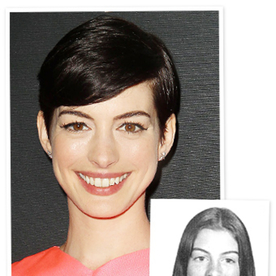 It's Anne Hathaway's Birthday! See How the Star's Style Has Evolved