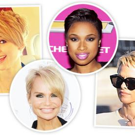 Would You Get a Pixie Cut? Get the Details on Hollywood's Latest Hair Obsession Straight From Kristin Chenoweth's Stylist!