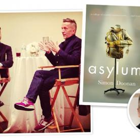 Simon Doonan Dishes on The Asylum