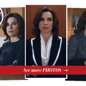Alicia Florrick Brings Out the Power Suit On The Good Wife, Season 5, Episode 7