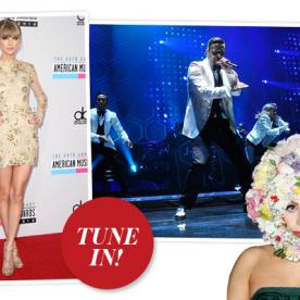 The 2013 American Music Awards Airs Tonight! 3 Things You Won't Want to Miss