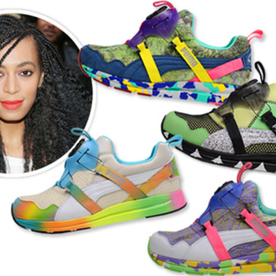 """Solange Knowles on Her Puma Collaboration: """"I Wanted to Make a Collection That Spoke to the Girl Like Me"""""""