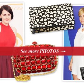 14 Celebrity-Inspired Clutches to Carry This Season