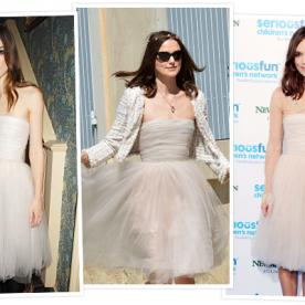 Keira Knightley Wore Her Wedding Dress Three Times! Here's How to Re-Wear Your Own Special Occasion Dress