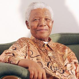 Celebrities React to Nelson Mandela's Death on Twitter