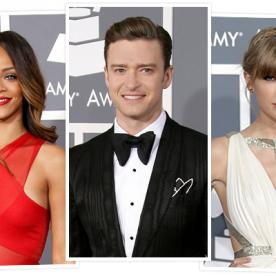 The 2014 Grammy Nominations Are Out! See Which Stars Are Creating All the Buzz