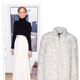 Here's What Nicole Richie Will Be Wearing All Winter