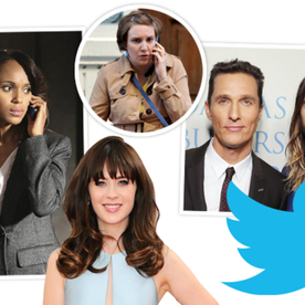 See How the Stars Reacted to the 2014 Golden Globes Awards Nominations on Twitter