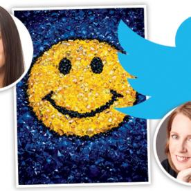 Make 2014 Your Best Year Yet! Join our Twitter Chat with Happiness Guru Gretchen Rubin and InStyle's Dana Avidan-Cohn