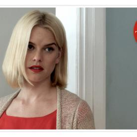 Get A Bold Lip Like Some Velvet Morning's Alice Eve, Now in Theaters!
