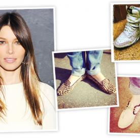 """Kick Off"" the New Year with An Instagram Shoe Diary Just Like Jessica Biel's!"