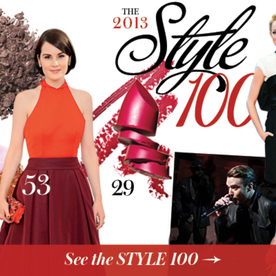 Relive 2013 Through Our Style 100: The Best Looks, Trends, and Pop Culture Moments of the Year