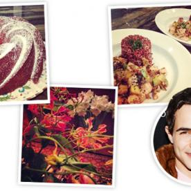 The Inspiration Behind Zac Posen's Dreamy Entertaining Style, As Seen on Instagram