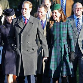 Kate Middleton's Christmas Coat Repeat!