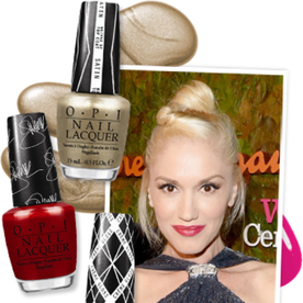 The Wait Is Almost Over: Gwen Stefani for OPI Launches in Two Days!