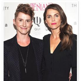 Keri Russell, Director Jerusha Hessa and More Premiere Austenland in NYC