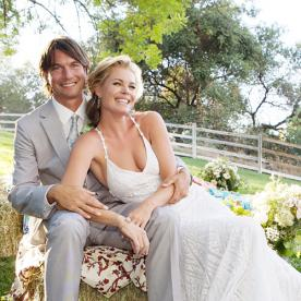 The best celebrity wedding dresses instyle celebrity wedding dresses rebecca romijn junglespirit Gallery