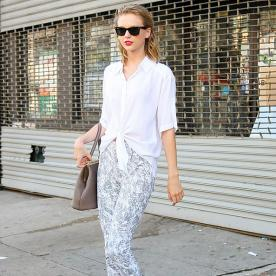 Gym-Dandy: Taylor Swift's Post-Workout Style Is Impeccable