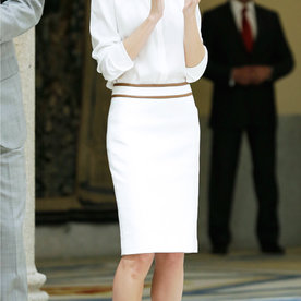 Queen Letizia Of Spains Most Captivating Style Moments InStylecom