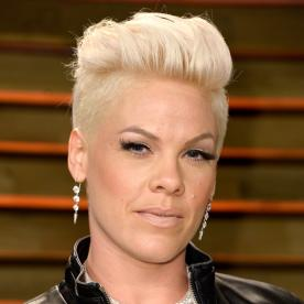 Magnificent Pink39S Changing Looks Instyle Com Short Hairstyles Gunalazisus