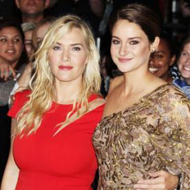 Shailene Woodley, Kate Winslet, and More of Hollywood's A-List Step Out for the Divergent Premiere