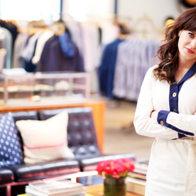 """Zooey Deschanel's """"Modical"""" New Project with Tommy Hilfiger"""