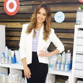 Jessica Alba's Honest Company Products Have Arrived at Target