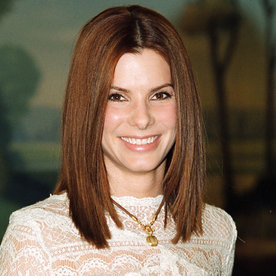 Sandra Bullock's Changing Looks | InStyle.com
