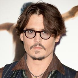 Outstanding Johnny Depp39S Changing Looks Instyle Com Short Hairstyles Gunalazisus
