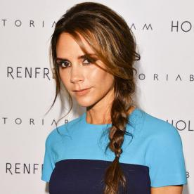Victoria Beckhams Changing Looks InStylecom - Hairstyle beckham 2012
