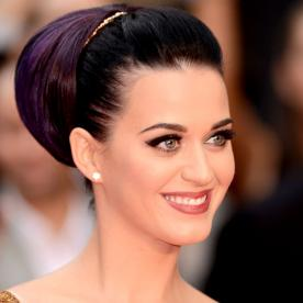 Peachy Katy Perry39S Changing Looks Instyle Com Short Hairstyles For Black Women Fulllsitofus