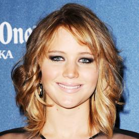 Fantastic Jennifer Lawrence39S Changing Looks Instyle Com Short Hairstyles Gunalazisus