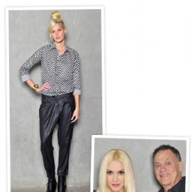 Gwen Stefani Aims to Replace Your Jeans with Her New Pants