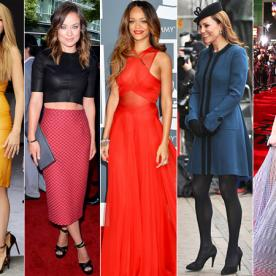 Here Are the Top 5 Favorite Looks of 2013 -- as Chosen by You!