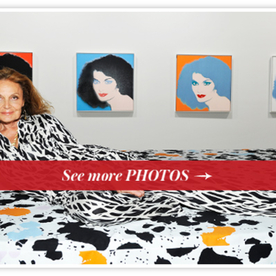On Its 40th Anniversary We Take A Journey With Diane Von