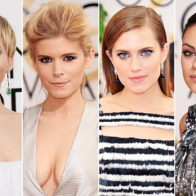 Golden Globes Beauty Trend to Try Now: Tightlining