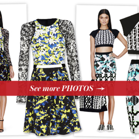 Feast Your Eyes On This The Peter Pilotto X Target Collection