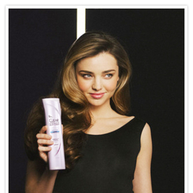 Miranda Kerr Named Clear Scalp & Hair's First-Ever Global Brand Ambassador