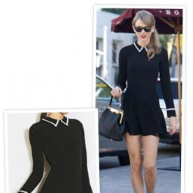Steal Her Style: Taylor Swift's Perfectly Retro Dress