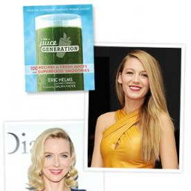Want to Glow Like Blake Lively and Naomi Watts? Get Juicing With Eric Helms!