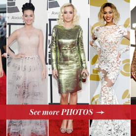Our Top 10 Best Dressed At The 2014 Grammys