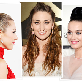 Grammys Hair Trend: Pretty Plaits Like Katy Perry, Sara Bareilles, and Colbie Caillat!