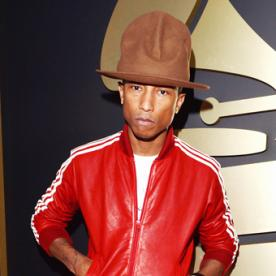 Found It! Pharrell Williams' Extremely Popular Grammys Hat