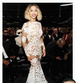Remember His Name: Meet Designer Michael Costello, the Man Behind Beyoncé's Gorgeous Grammy Gown