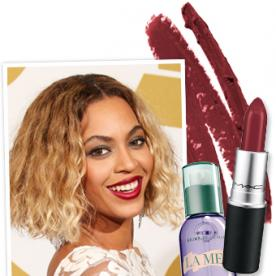 Exclusive! Find Out How to Get Beyoncé's Bold Red Lip