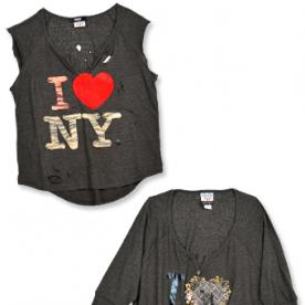 These I Love NY Shirts Do More Than Look Good, Find Out How They (and You) Can Help Save the Garment Center