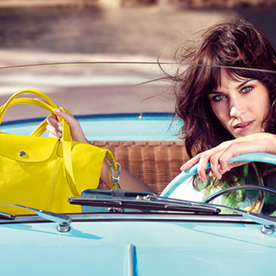 Watch Alexa Chung's Peppy Campaign Video For Longchamp